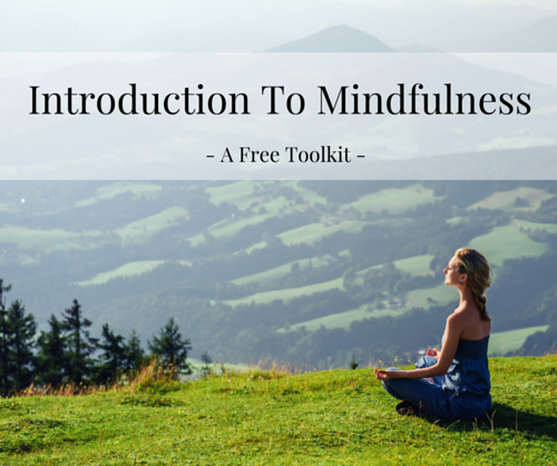 free introduction to mindfulness toolkit